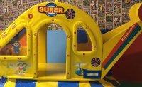 L'aereo giocattolo di Party Time Kid's