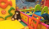 La piscina con le palline di Party Time Kid's