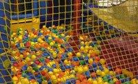 Circuito e palline di Party Time Kid's