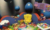 La conchiglia dei giochi di Party Time Kid's