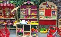 Il supermercato per bambini di Party time Kid's