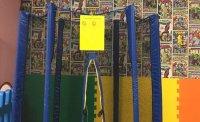 Tappeto elastico per bambini di Party Time Kid's