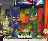 Compleanno per bambini in stile Super Pigiamini